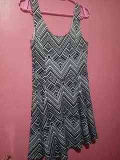 H&M sando dress
