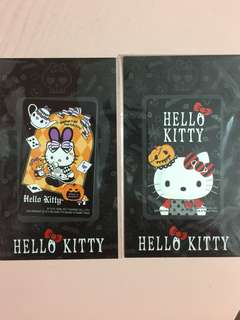 Limited Edition brand new Hello Kitty ezlink Cards For $12 EACH.