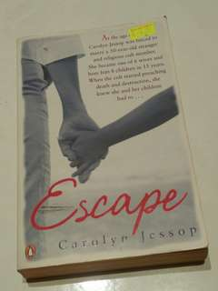 Escape (Carolyn Jessop)
