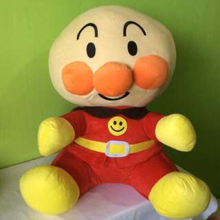Large ANPANMAN Plush Toy