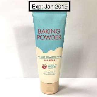 Etude House Baking Powder B.B. Deep Cleansing Foam — 450 — 98%
