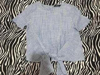 Crop shirt unarosa