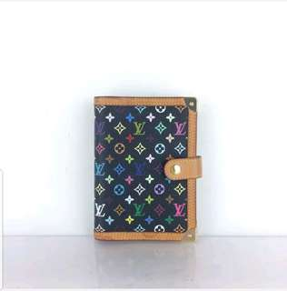 LOUIS VUITTON MULTICOLOUR PM AGENDA AUTHENTIC