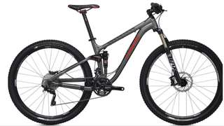 Trek Fuel Ex8 29er Mountain Bike