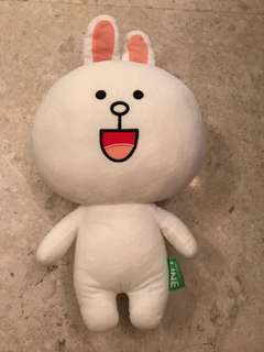 Cony from LINE, plush