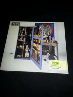 CD DVD Oasis. STOP THE CLOCKS. Best of