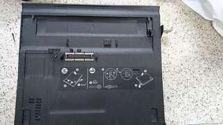 Lenovo Thinkpad X6 docking