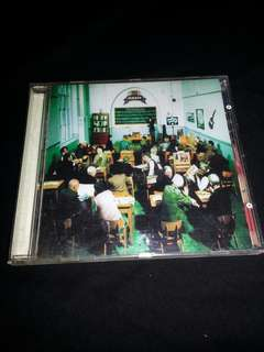 CD Oasis. The Masterplan