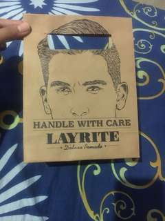 paper bag layrite
