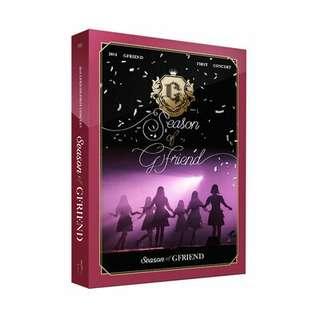 [PREORDER] GFRIEND 2018 GFRIEND First Concert Season of GFriend DVD