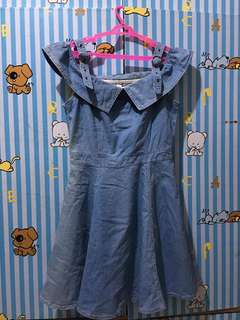 Preloved - Denim Dress