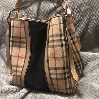 Original Burberry Bucket Bag