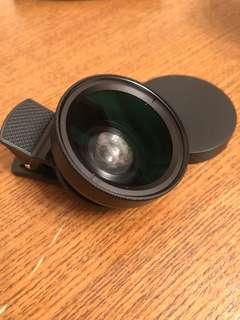 廣角鏡 0.45X Wide Angle Lens