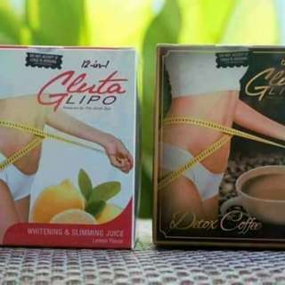 GLUTA LIPO JUICE&COFFEE