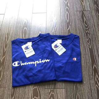 Champion Tee in 2 style