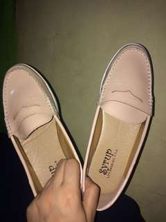 Pinkish Nude Loafer