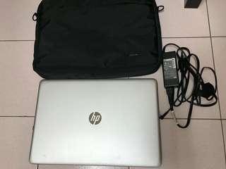 🚚 HP NEVY-N 17吋觸控螢幕 高效能筆電 M2 240SSD