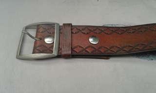Belt kulit asli