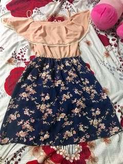 Floral Dress (Crissa)