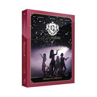 [PREORDER] GFRIEND 2018 GFRIEND First Concert Season of GFriend Blu-ray