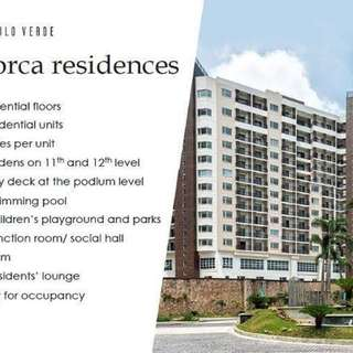 3 Bedroom & bath with balcony in Libis