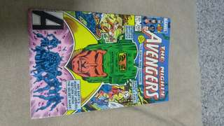 Marvel Comics Avengers