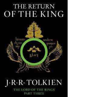 The Return of the King (The Lord of the Rings #3) by J.R.R. Tolkien