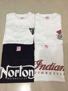 NORTON-BSA-TRIUMPH-INDIAN T-Shirt