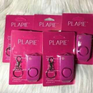 Plapie anti rape alarm
