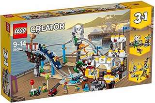 MISB Lego 31084 Creator 3-in-1 Pirates Roller Coaster
