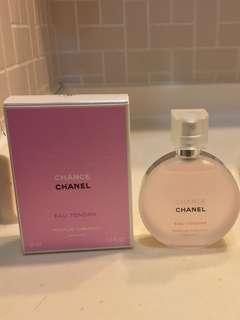 Chanel Chance eau tendte hair mist 35ml