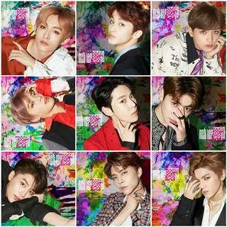 [MY GO] NCT127 Chain (Japanese Album)