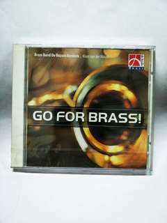 Go for Brass (Brass Band De Bazuin Oenkerk)