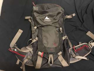 Gregory Z35 camping backpack (not osprey arcteryx)