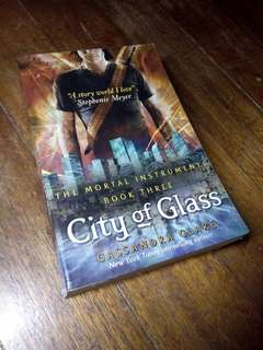 City of Glass by Cassandra Claire
