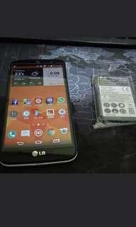 LG F520K 白色 4G智能手機,可換電池,NFC,鐳射對焦