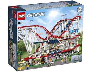 MISB Lego 10261 Creator Expert Roller Coaster