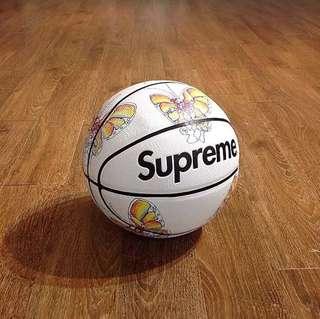 🏀 Supreme Spalding Gonz Butterfly Basketball ( HK AAA )