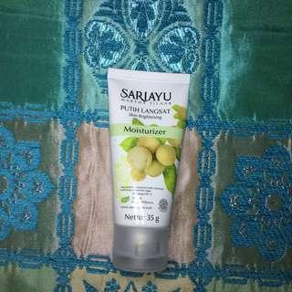 Sariayu putih langsat moisturizer