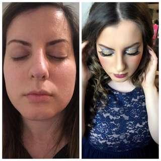Make up and esthetics