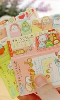 Sumikko Gurashi Page Markers