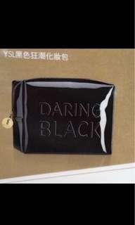 🚚 Ysl正品時尚化妝包❤️