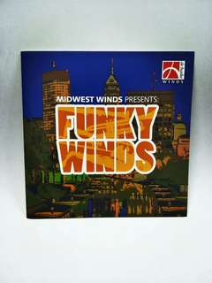 Midwest Winds Presents: Funky Winds