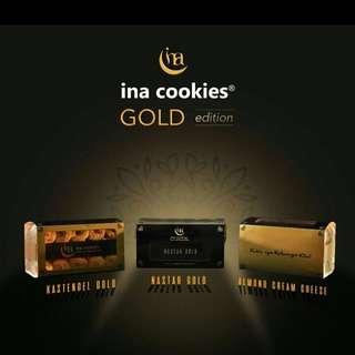 Kue INA COOKIES GOLD
