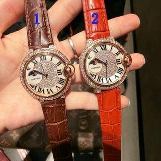 Cartier CA2308345卡地亞 女士手表 腕表
