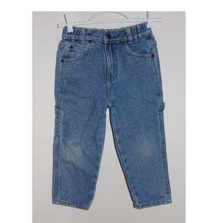 Cherokee faded jeans for little boys