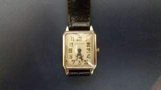 1930年代,14K白金,華爾登手表,斷的