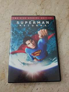 DVD Superman Returns Two Disc Special Edition