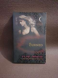 Burned (House of Night Book 7)