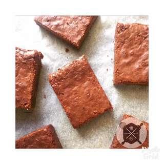 Fudgy Brownies 🍫